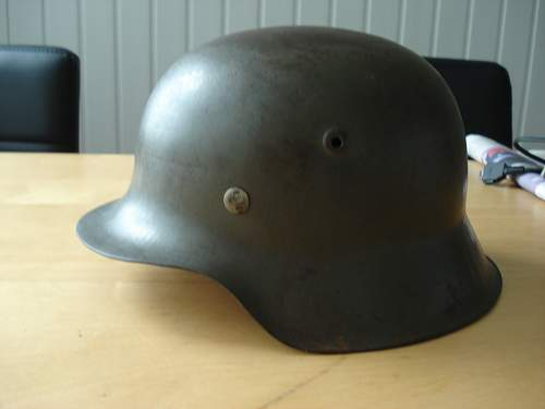 my ss helmet, is it real any info please.