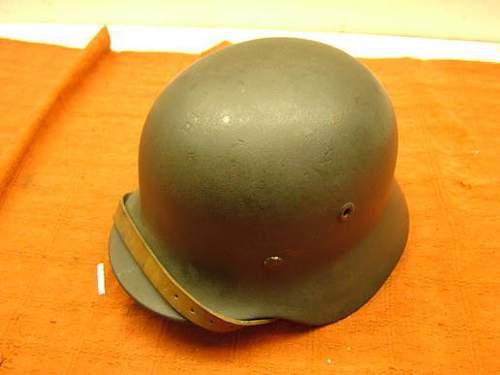 Real SS Helmet?