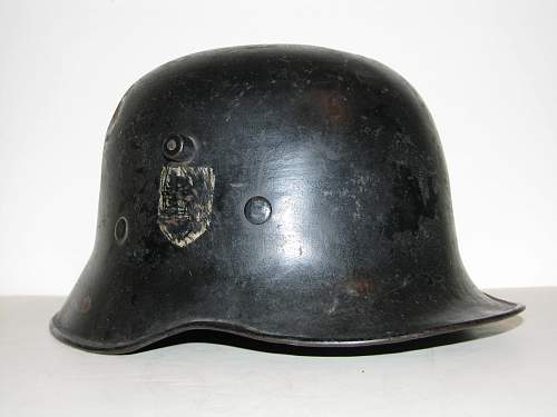 M16 SD helmet?