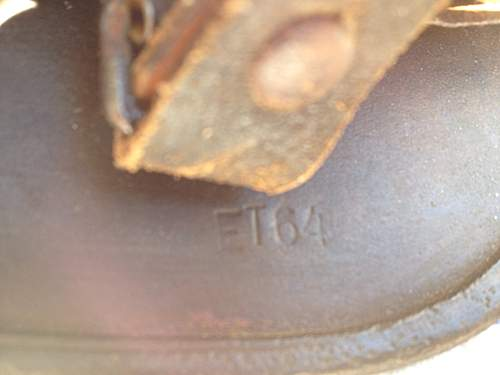 SS M40 Helmet ET64