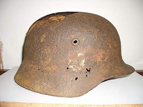 SS relic lid in Classifieds