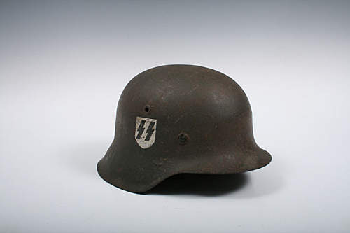 SS Helmet your thought's