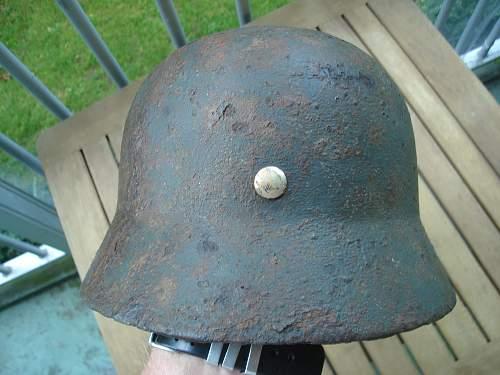 Possible Waffen SS polizei