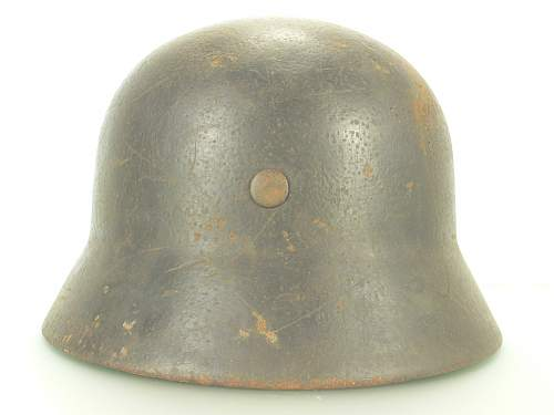 Opinions on this French Volunteer helmet please
