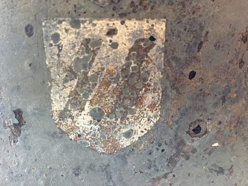 DD SS Ground Dug