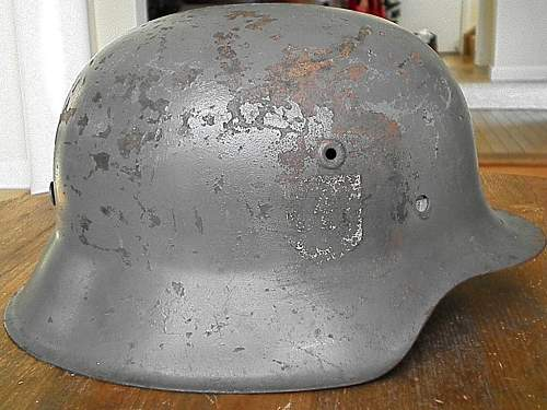 Opinions on this SS helmet