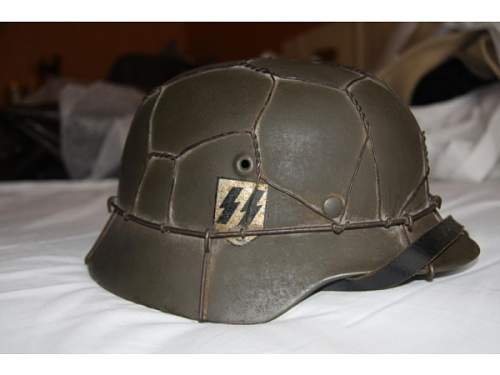 ss helmet real or fake