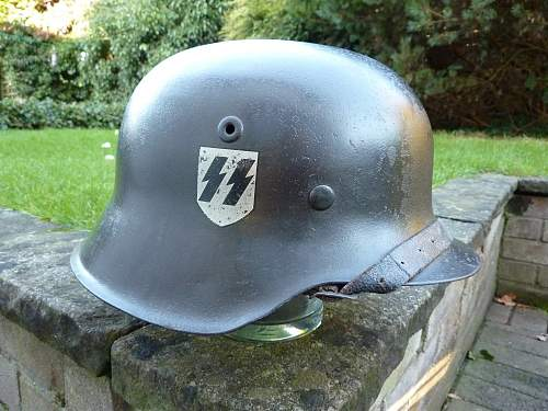 SS Helmets Need Help!!