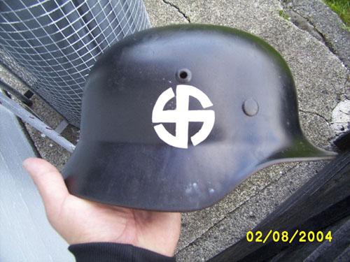 Possible Danish SS Helmet?