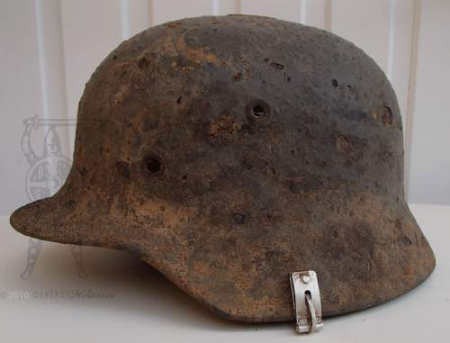Helmet for sale on Internet