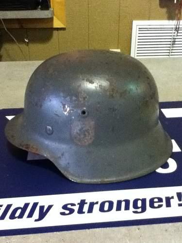 Click image for larger version.  Name:german helmet.jpg Views:35 Size:64.5 KB ID:504123