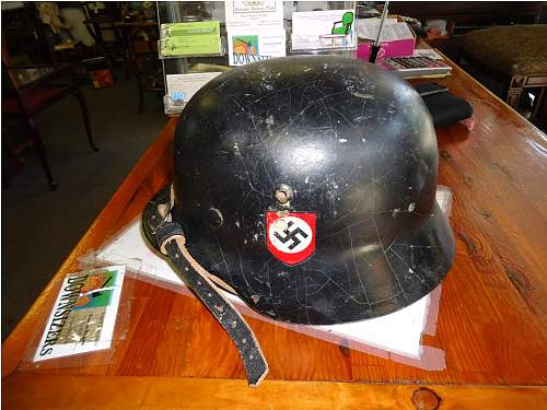 Real or fake SS helmet?
