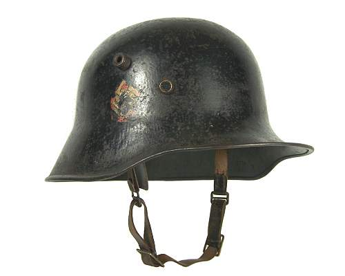 Could this be a SS-helmet?