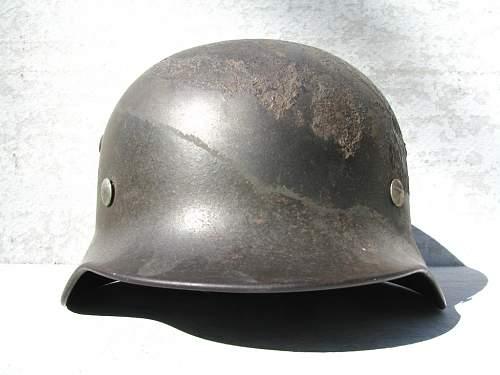 M35 DD SS with Battle Damage - Q62 - Lot#4768