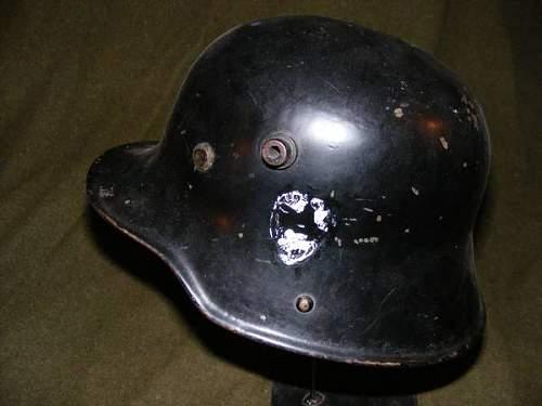 Interesting SS Helmet on Craigslist