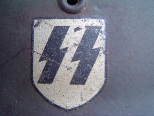 SS M 40, Heeres M 40 and M 42, M 40 snow camo