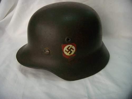 M40 SS helmet?