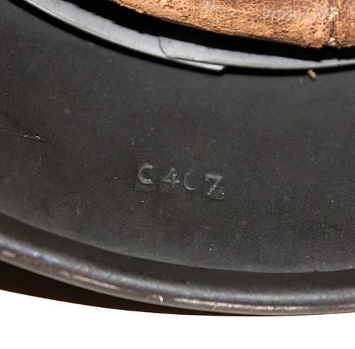 SS M40 Q66 (Unique Lot#)