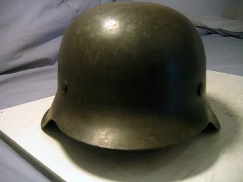 SS M42 Helmet