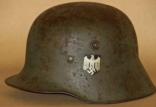 SS helmet