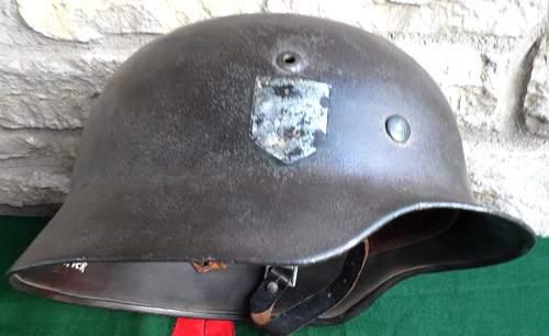 SS Helmet!!!