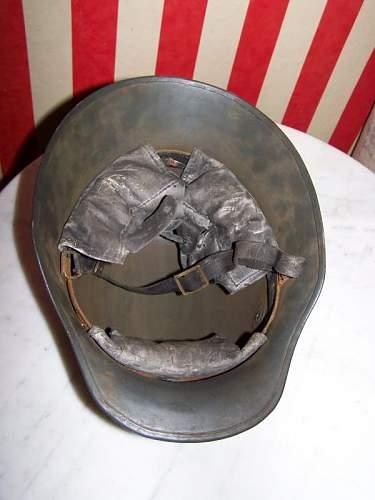Is this german helmet original or fake??