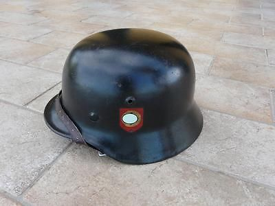 What do you think about this SS helmet?   This is also fake?