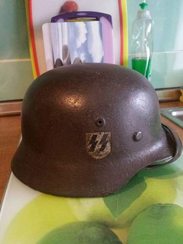 Opinion about SS helmet!