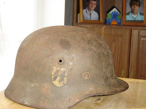 Help identify Helmet