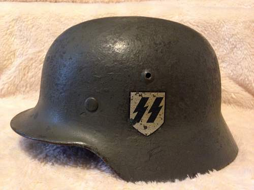SS Volunteer Helmet