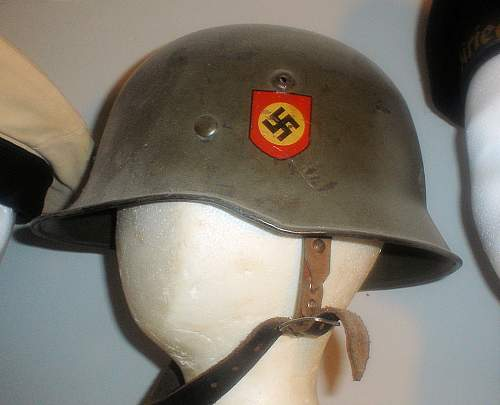 is this a parade helmet?