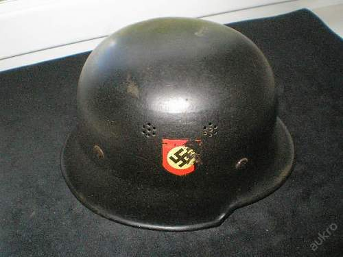 SS helmet - originality?