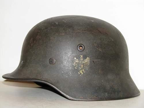 SE66 & Q66 SS M35 helmets