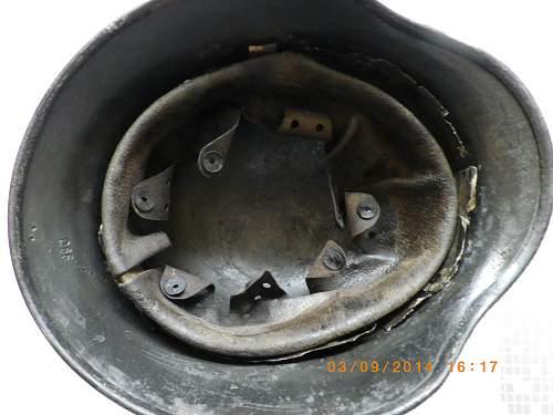 SS Helmet Q 66, Need Help