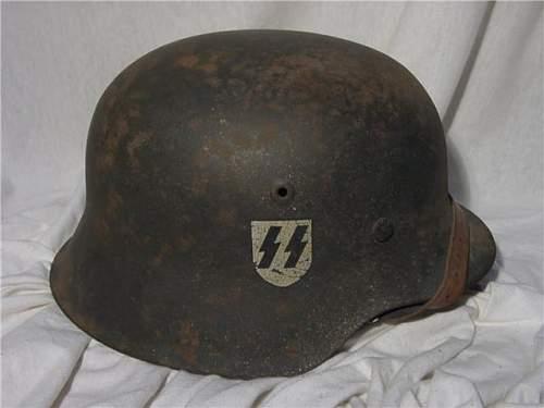 SS helmet?