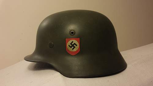 Ss helmet: Is this one of any value?