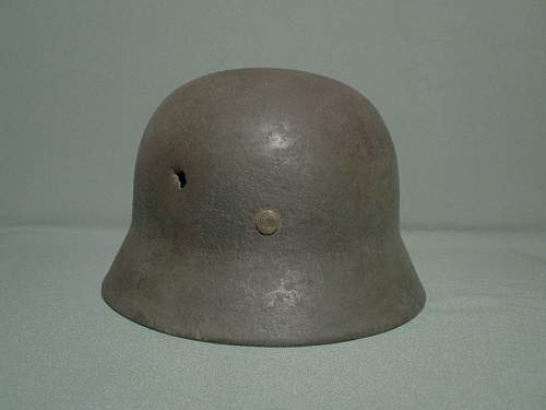 Croatian volunteer helmet??????