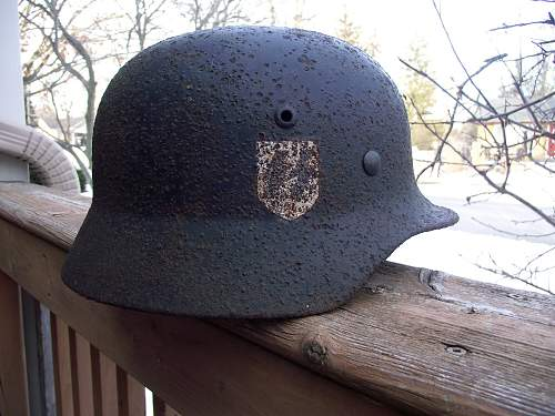SS relic helmet opinions wanted
