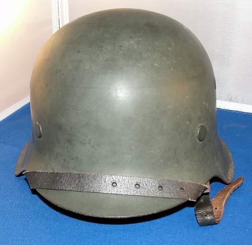 SS m42 SD helmet