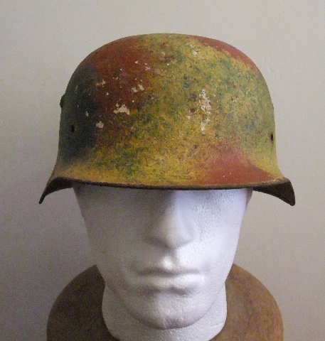 SS Camo Helmet