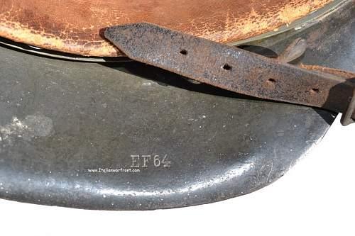 M42 EF SS Helmet