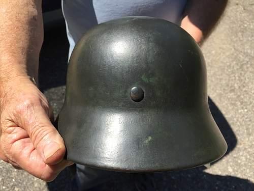 M40 SS EF helmet, real?