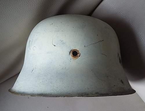 Winter SS helmet ? Real or fake?