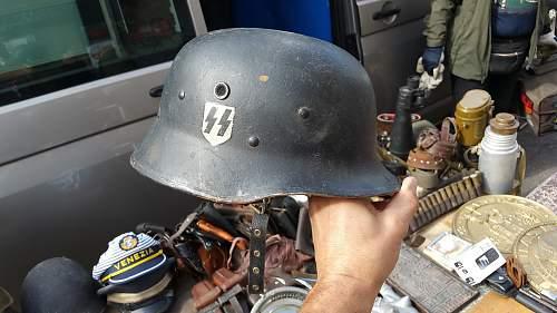 helmet hunting in croatia