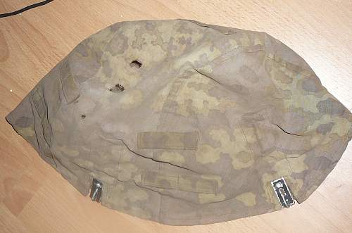 Ss helmet cover opinions