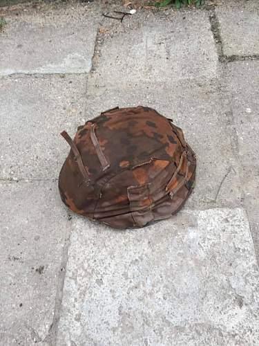 Ss helmet & cover