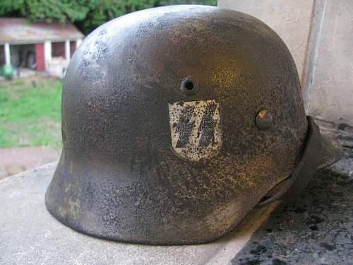 camo ss helmet