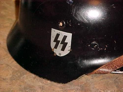 Black SS helmet: Thumbs Up or Down?