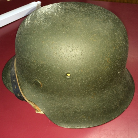 Looking at my first SS helmet.  Looks good to me but will need your help to avoid a costly mistake.