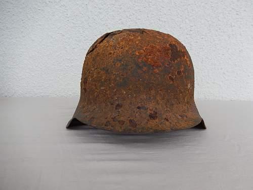 I took a gamble, SS Relic helmet